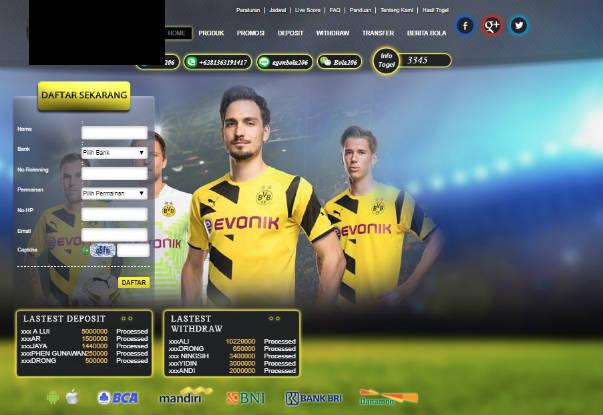 Berita Bola Bandar Judi Bola Online Resmi Terpercaya Situs Agen Taruhan Terbaik