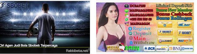 daftar member di judi bola terpercaya sbobet indonesia
