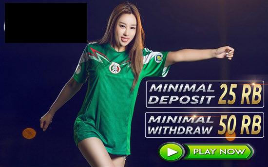 minimal deposit akun sbobet anda