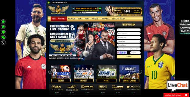pilihan berita bola yang tersedia di situs sbobet